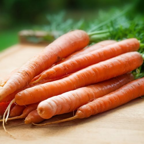 Carrot Recipes For Toddlers