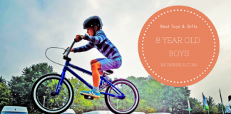 Best Toys & Gifts For 8 Year Old Boys