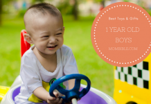 Best Toys & Gifts For 1 Year Old Boys