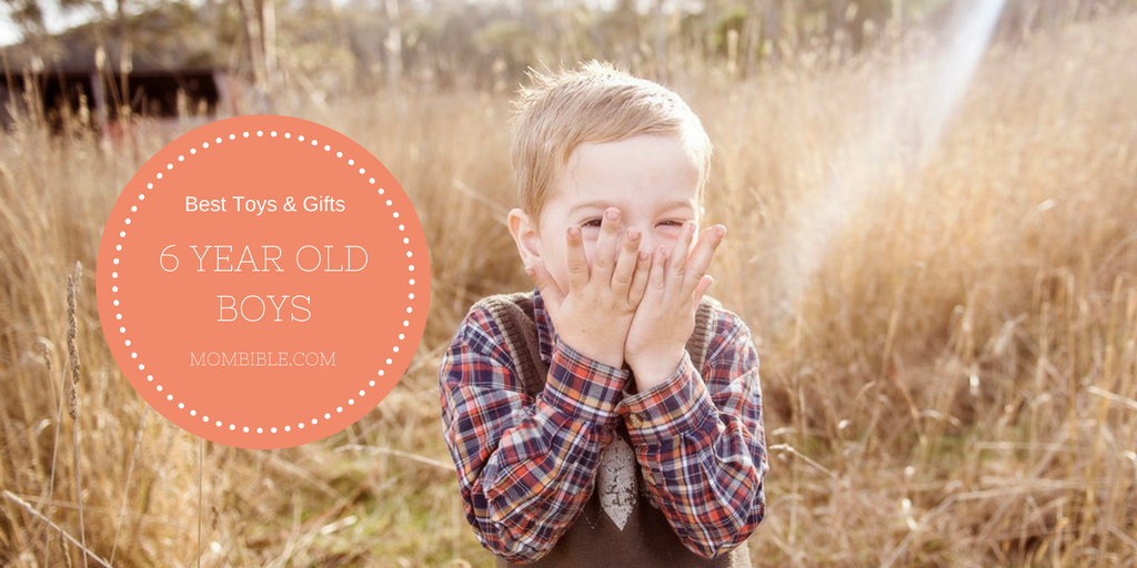 Best Toys & Gifts For 6 Year Old Boys