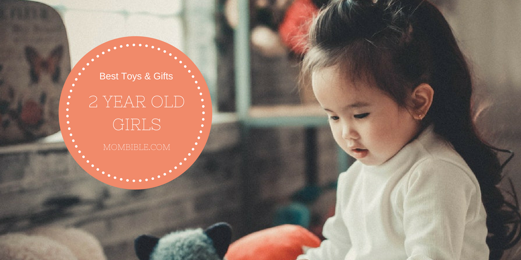 Best Toys & Gifts For 2 Year Old Girls