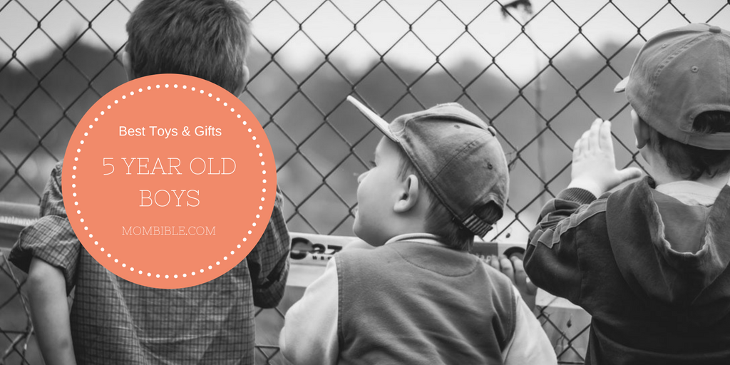 Best Toys & Gifts For 5 Year Old Boys