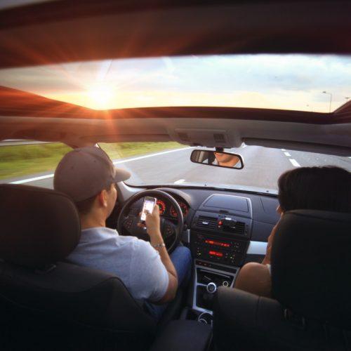 Car Seat Pinch Test
