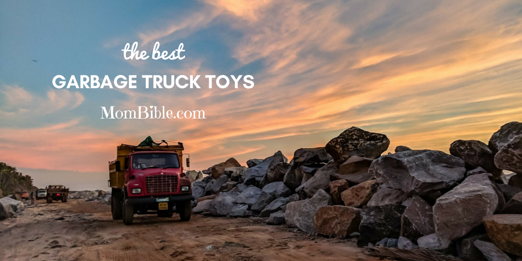 garbage truck toys
