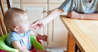 When Can I Put My Baby in a High Chair?