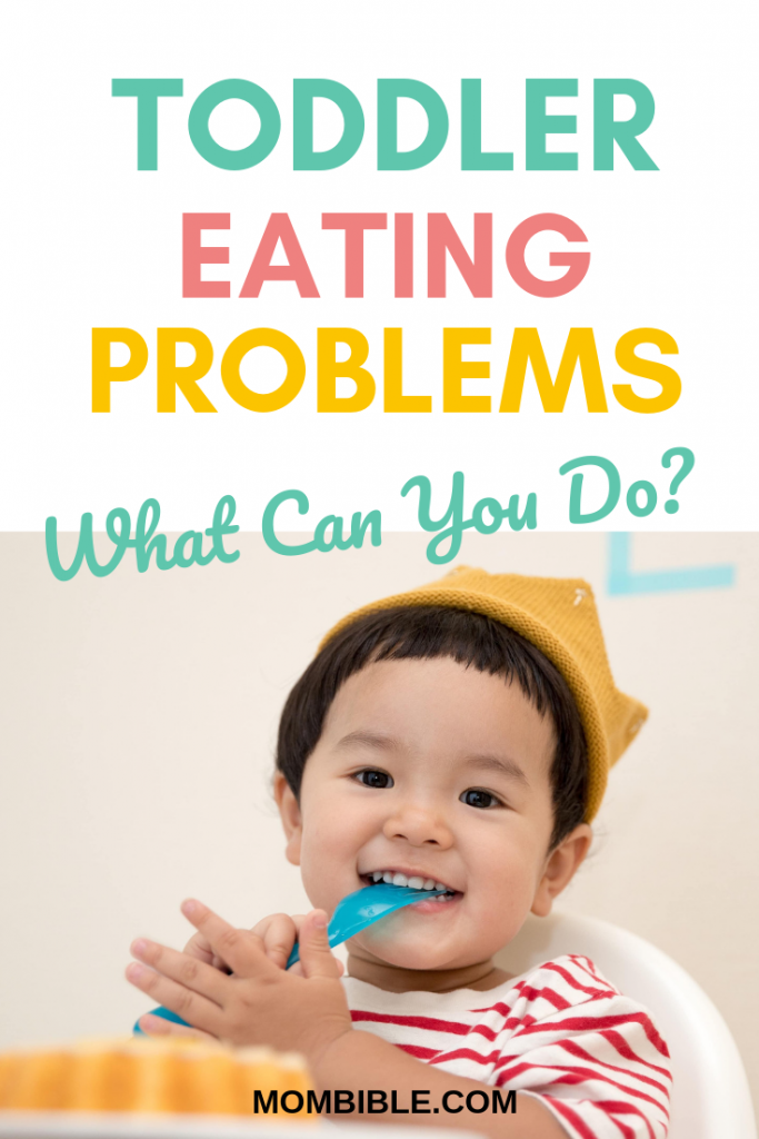 Toddler Eating Problems