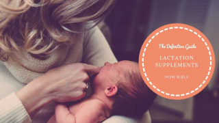 Lactation Supplements that Help Increase Milk Supply